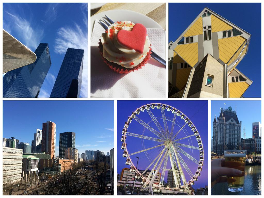 Babbel-blog met véél foto's van een zonnig weekendje Rotterdam!
