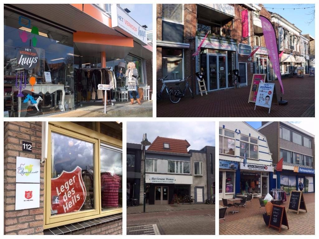 Tweedehands shoppen in Drachten-centrum: Een route langs 6 winkels