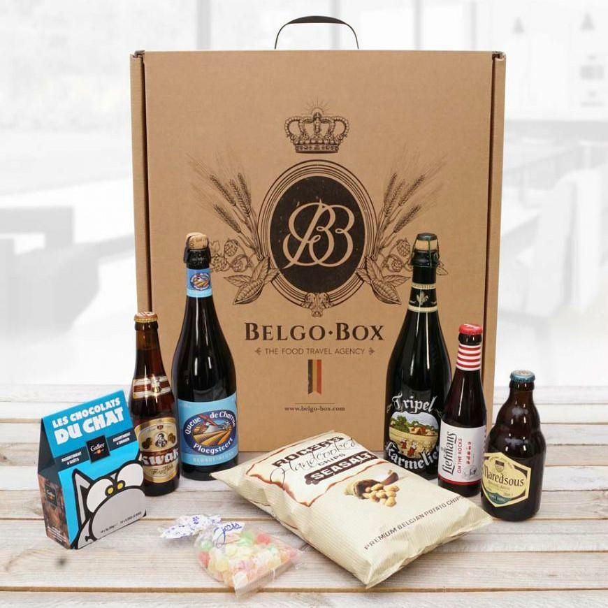 Eindejaars-bloghop: Win een Belgo Box – The Belgian Way of Life…