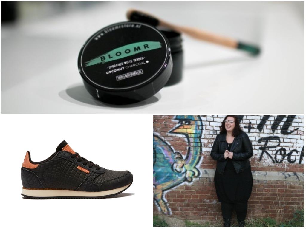 Drie op dinsdag #6: WODEN sneakers, BLOOMR Coconut Charcoal tandpasta en een verzoek…