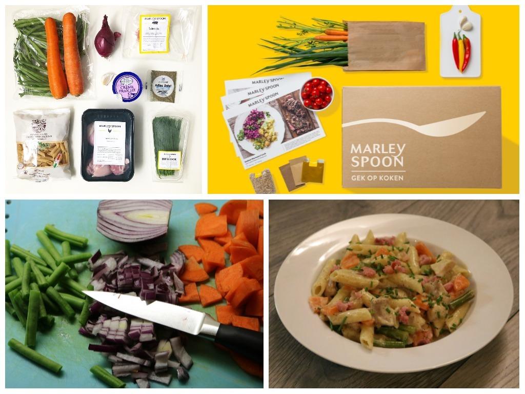 Getest: Koken met de Marley Spoon Maaltijdbox