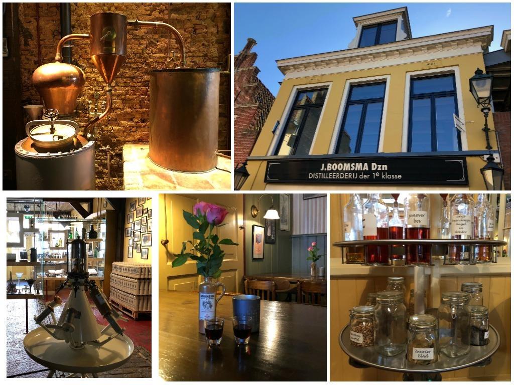 Een bezoekje aan het Boomsma Beerenburger Museum in Leeuwarden