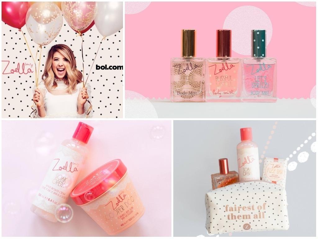 Review: De vrolijke Zoella Beauty producten
