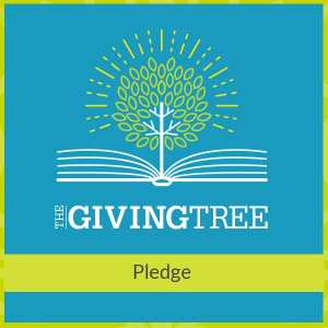 The Giving Tree Pledge