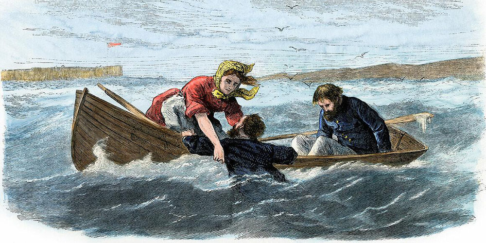 Women Lighthouse Keepers
