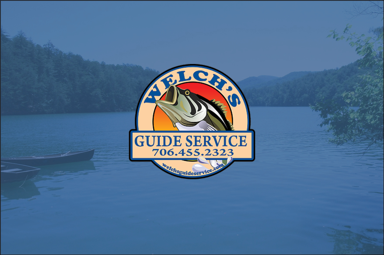 Welch 39 s guide service fishing guide located in blue for North georgia fishing