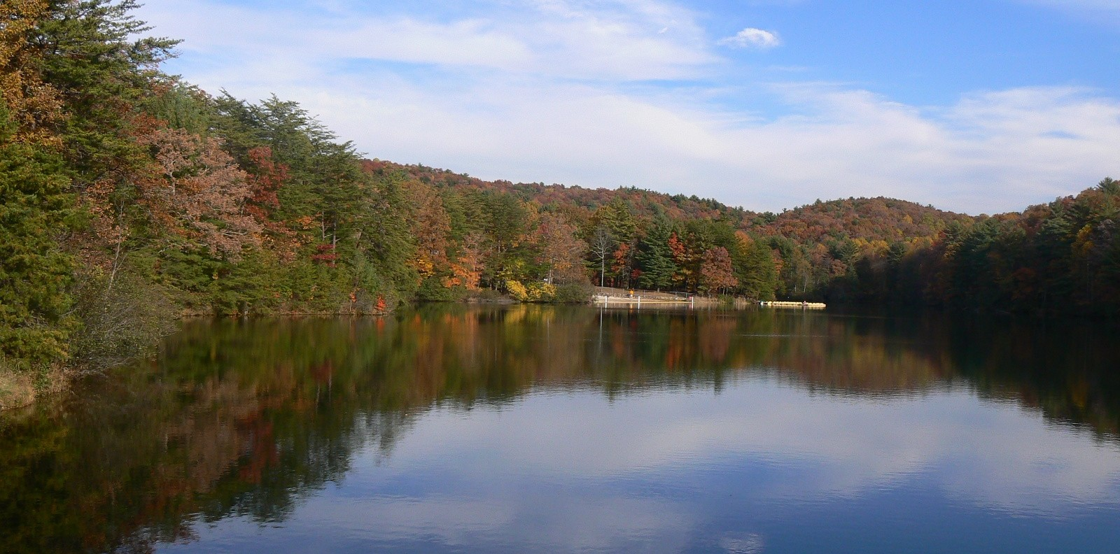 Carters Lake Welch S Guide Service