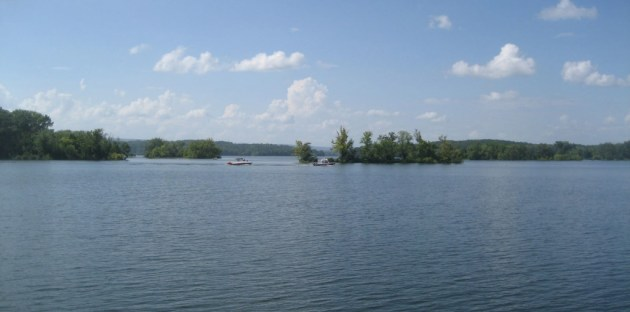 Lake Chickamauga Fishing Guide