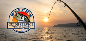 Fishing Guide in Blairsville, GA
