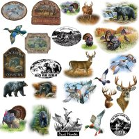 RoomMates Peel and Stick Wildlife Wall Decals