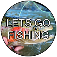 Lets Go Fishing in North Klamath County