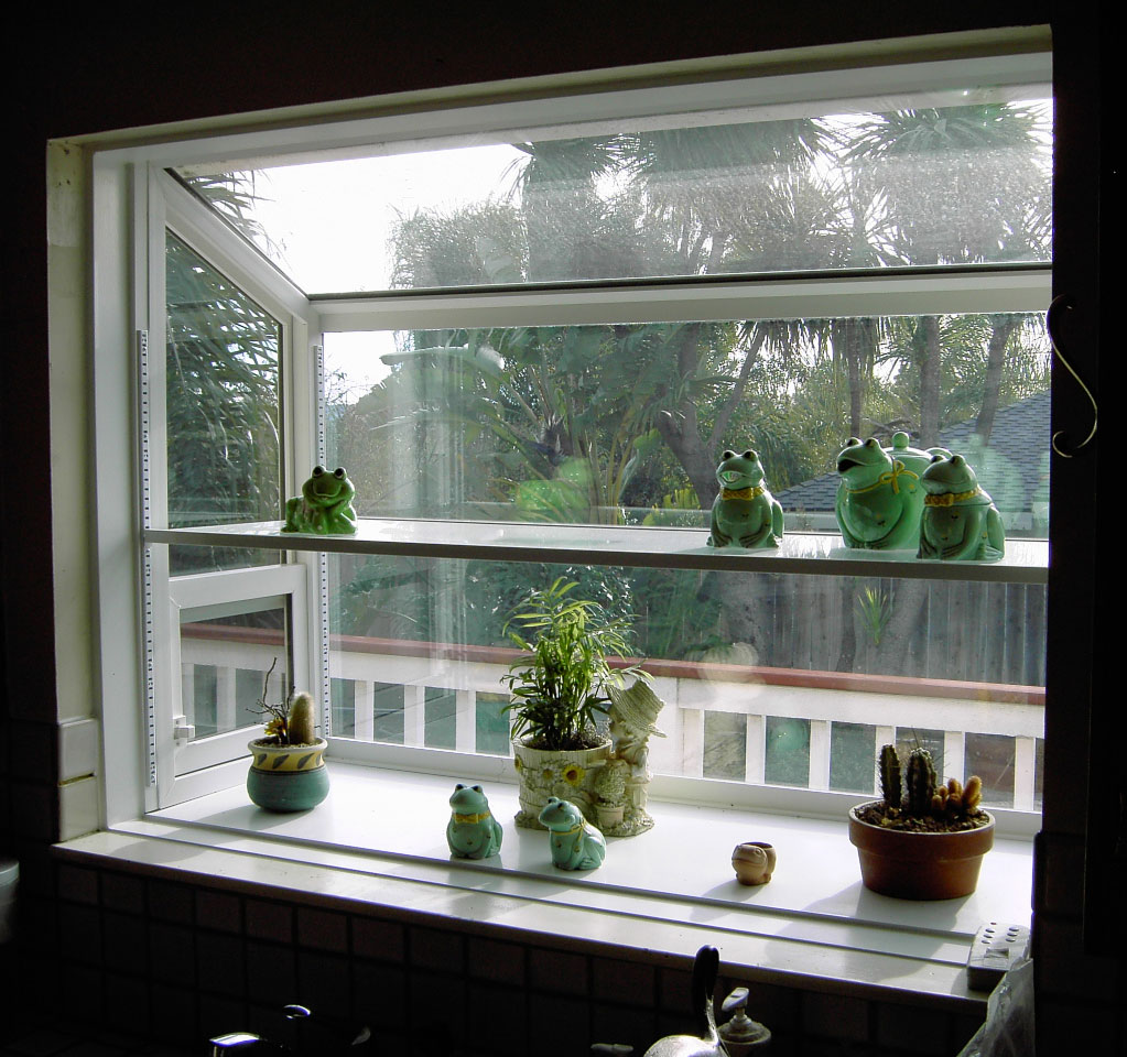 Knoxville Garden Windows