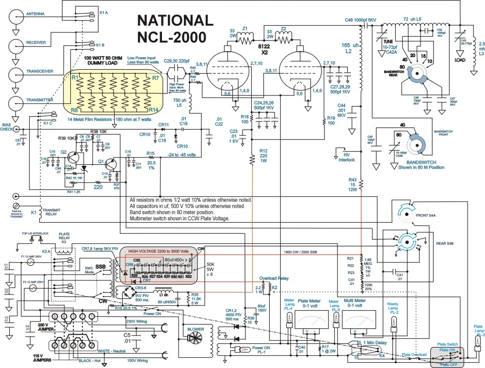 medium resolution of here is the ncl2000 full schematic