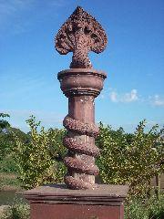 Nagios sculpture