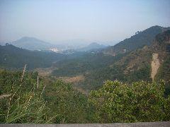 Fujian hills