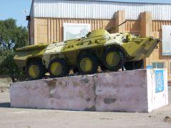 Kazakh Tanks