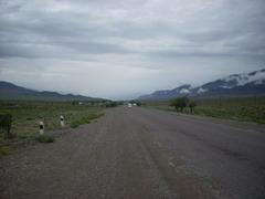 Around Issyk-Kul