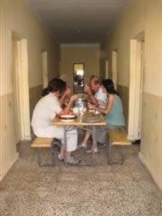 Corridor Dining