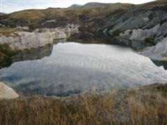 St Bathans Lake