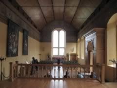 Stirling Castle Chapel