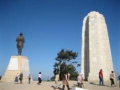 Ataturk's memorial, Chunuk Bair