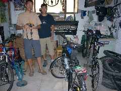Urumqi Bike Mechanic