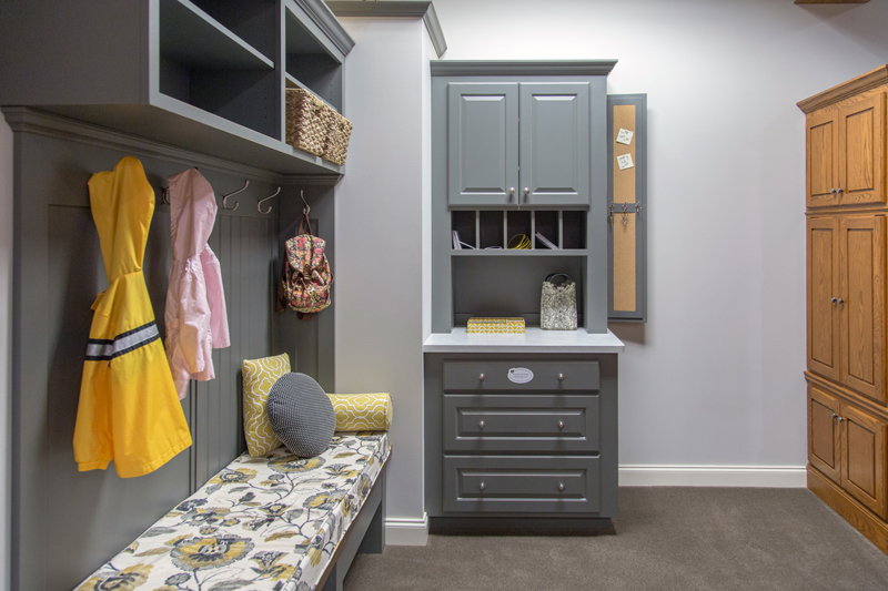 affordable kitchen cabinets outdoor sink station drop zone custom photo gallery   mudroom ...