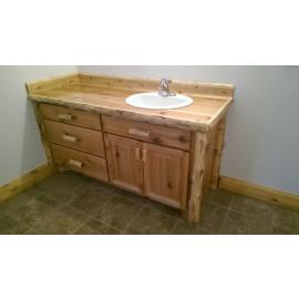 Custom Log Furniture Northland Cedar Brainerd White Cedar Barnwood