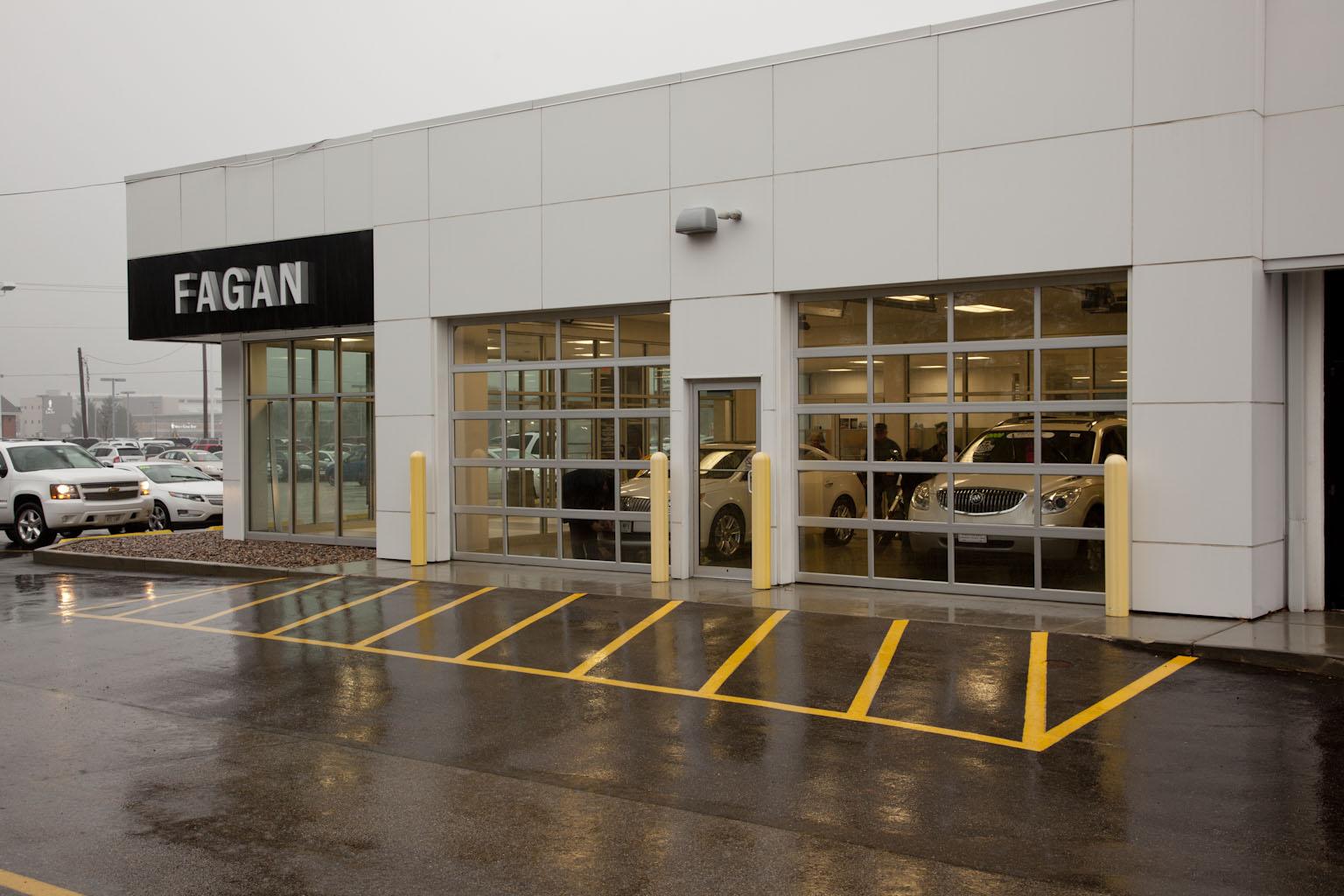Commercial Garage Door Images  Sectional Garage Doors  Madison WI  Northland Door Systems