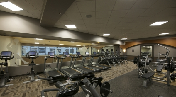 Golds Gym Milwaukee WI Northland Electrical