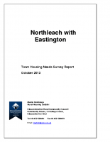 Northleach HNS final report