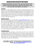 Northleach Newsletter May 2014