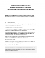NWETC Objection to Planning Application 14-02212-OUT FINAL