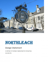 NDP – Northleach Design Statement – December 2016 (CDC approved)