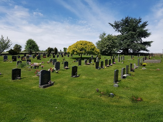 Cemetery & Burial Records – Northleach with Eastington Town Council
