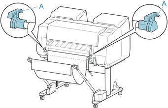 Canon PRO-2000, 4000 printer setup and installation