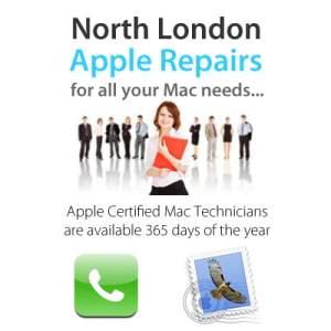 Mac Repair North London