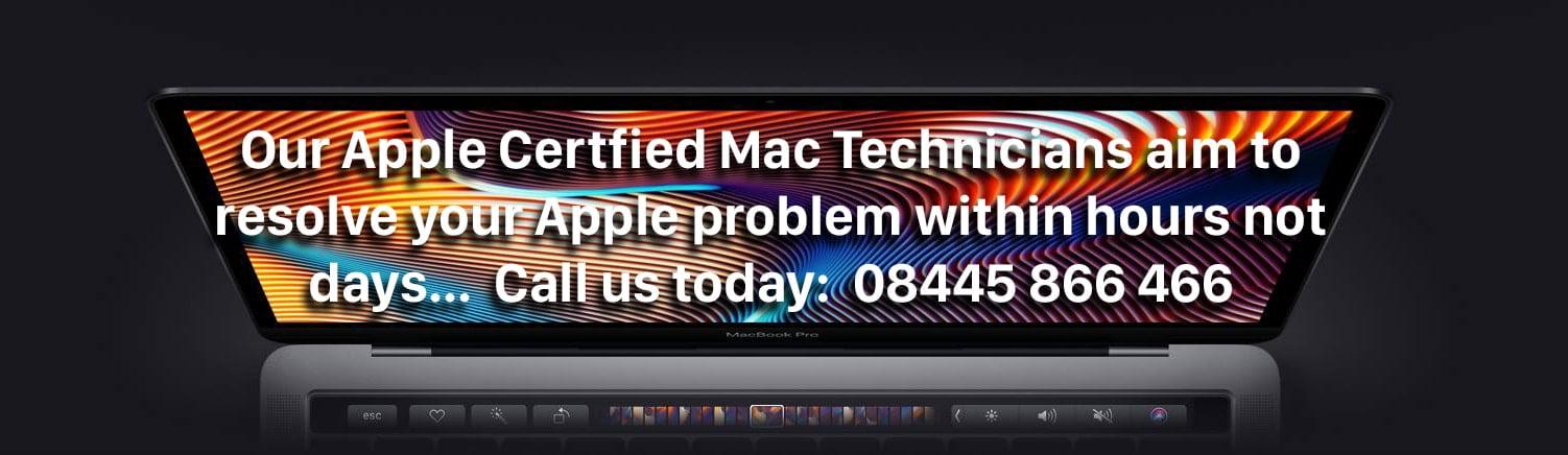 North London Apple Repair Experts
