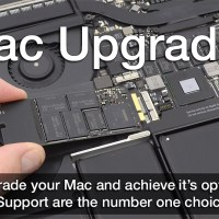 Mac Upgrades