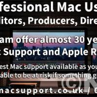 Apple Mac Repair North London