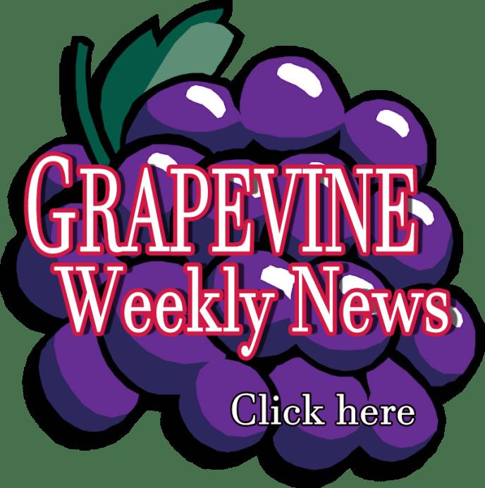Grapvine logo - Click here for the grapevine