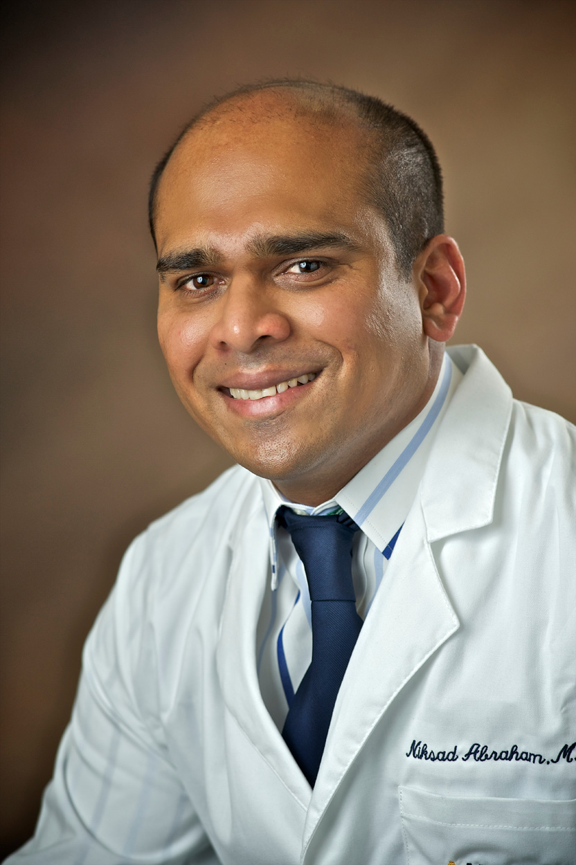 Cardiologist Nik Abraham MD Joins North Oaks Physician Group
