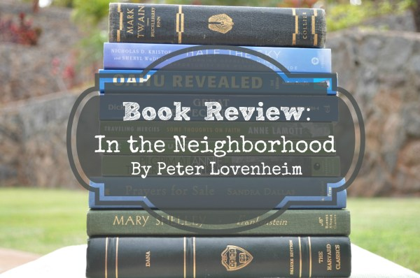 Book Review Lovenheim