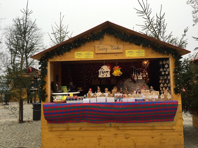 Christmas Market Booth