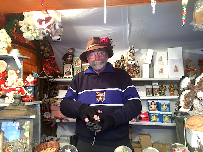 German man Regensburg