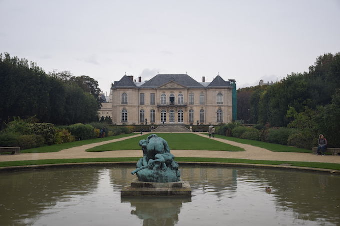 Rodin Museum Grounds