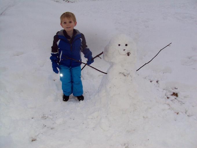 snowman kids germany