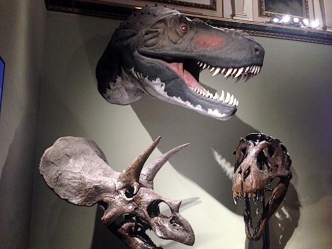 Dinosaurs Vienna