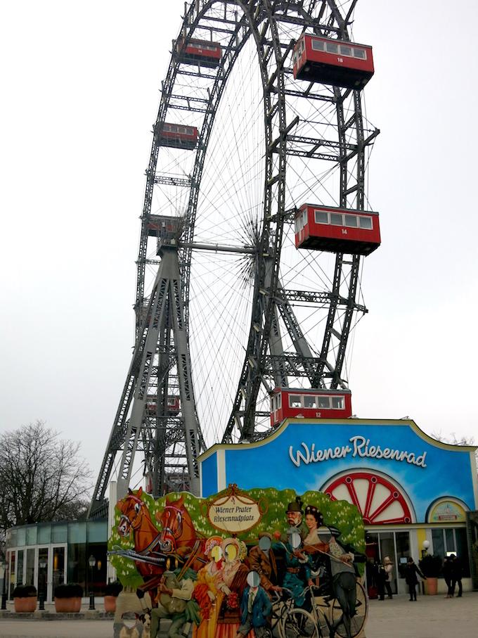 Vienna Ferris Wheel 2015