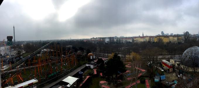 Vienna Landscape Panoramic